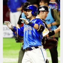 宮崎は首位打者なのに(C)日刊ゲンダイ
