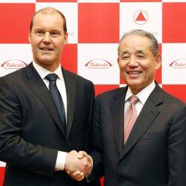 武田薬品<下>外国人社長の誕生で日本人幹部は少数派に