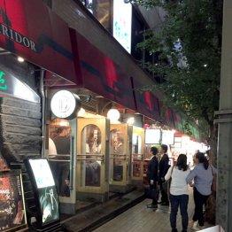 銀座コリドー街