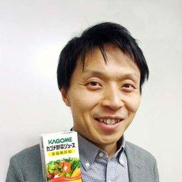 「カゴメ野菜ジュース」 血圧降下作用でファン層を拡大中