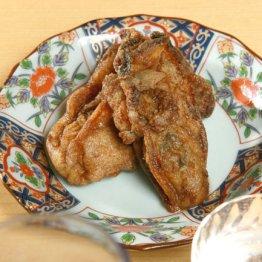 【牡蠣の変わり南蛮】芳醇バルサミコ酢ソースでうま味倍加