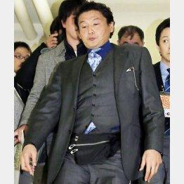 聴取も電話も拒否(C)日刊ゲンダイ