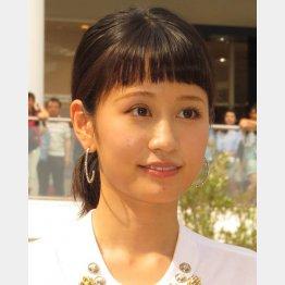女優としてコンスタントに活躍中(C)日刊ゲンダイ