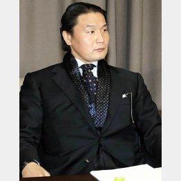 モンゴル人力士が大嫌い(C)日刊ゲンダイ