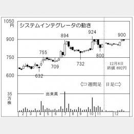 システムインテグレータ(C)日刊ゲンダイ
