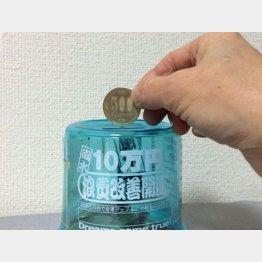 iDeCoなら10年で23万円の運用益(C)日刊ゲンダイ