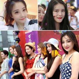 SNSでひたすら配信…ひたむきな中国「地下アイドル」たち