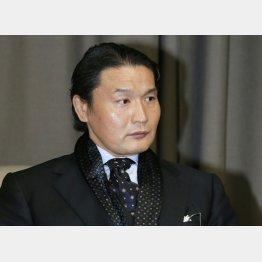 協会の聴取を拒否し続けている貴乃花親方(C)日刊ゲンダイ