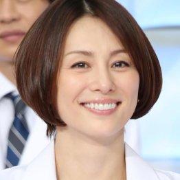 米倉涼子のクールさがドラマにハマった