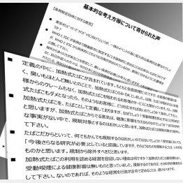 反対論が続出(C)日刊ゲンダイ