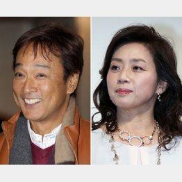 太川陽介、藤吉久美子夫妻(C)日刊ゲンダイ