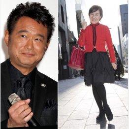松居一代は「戦闘色」の赤で統一したファッションで家裁に出席(写真はオフィシャルブログから)