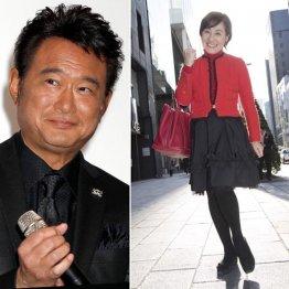 松居一代は「戦闘色」の赤で統一したファッションで家裁に出席