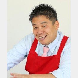 レジェンド松下氏(C)日刊ゲンダイ