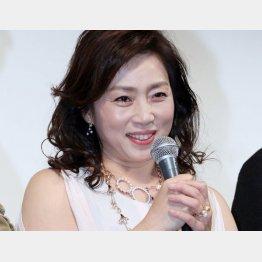 「すっぴんがきれい」と評判に(C)日刊ゲンダイ