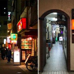 """JR板橋駅西口編 昭和で時計が止まったような""""ボロイイ""""酒場ビル"""