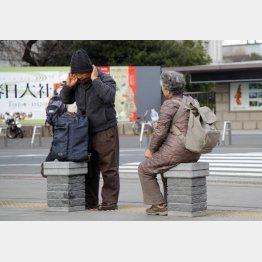 高齢化は進む(C)日刊ゲンダイ