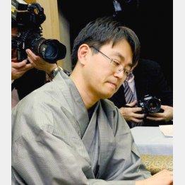 羽生善治竜王(C)共同通信社