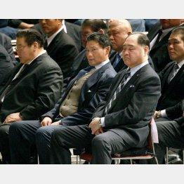 21日は「暴力問題の再発防止について」と題した研修会に出席(C)日刊ゲンダイ