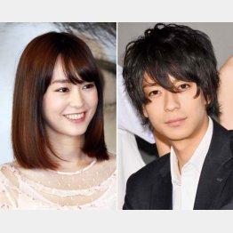 桐谷美玲と三浦翔平はマンションのお向かい(C)日刊ゲンダイ