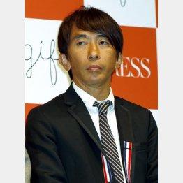 松浦社長からの誘いがきっかけでエイベックスへ(C)日刊ゲンダイ