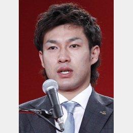 柳田は年俸5.5億円プラス出来高の3年契約(C)日刊ゲンダイ