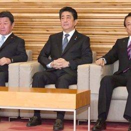 弱い者ほどなぶるのか 安倍政権の沖縄と庶民への仕打ち