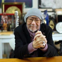 新作に込めた戦争と平和への思いを語った大林宣彦監督(C)日刊ゲンダイ
