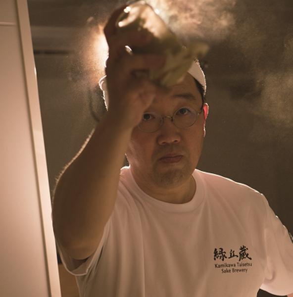 杜氏の川端慎治さんが造る酒だけに期待は膨らむ(提供)上川大雪酒造