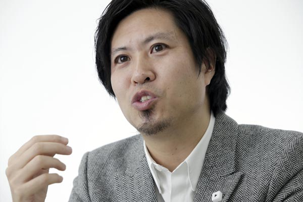 NHKディレクターの神原一光氏(C)日刊ゲンダイ