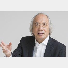 国際金融コンサルタント&投資家の菅下清廣氏(提供写真)