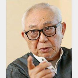 「下品以下の品がない世界になっている」と倉本聰氏/(C)テレビ朝日