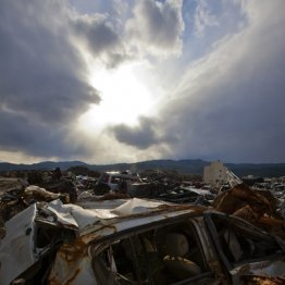 東日本大震災はプレートの跳ね上がり