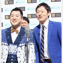 2年連続準優勝の「和牛」(C)日刊ゲンダイ