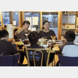 善意で支える「子ども食堂」/(C)共同通信社