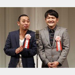 千鳥の2人(C)日刊ゲンダイ