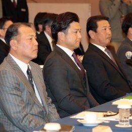高橋監督(中央)の左が村田ヘッド