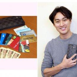 渡辺大さんは母からもらったルイ・ヴィトンの財布を愛用