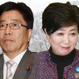 加藤厚労相(左)と小池都知事