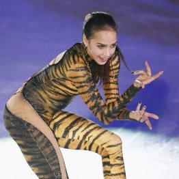 女子フィギュアのザギトワは格好のターゲット