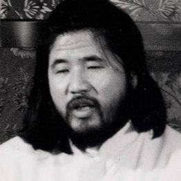 麻原彰晃こと松本智津夫死刑囚