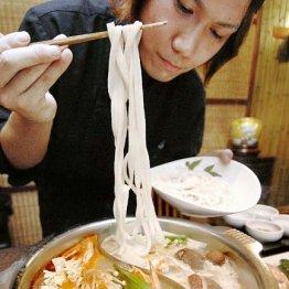 冬に最適な紅白スープ 「火鍋」の薬膳効能をスパイス別に