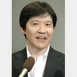 """若手にとっては""""やりやすい""""先輩(C)日刊ゲンダイ"""