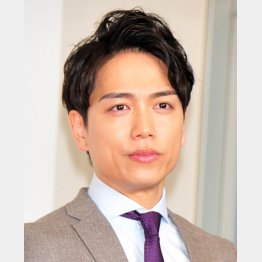 番組MCは山崎育三郎(C)日刊ゲンダイ