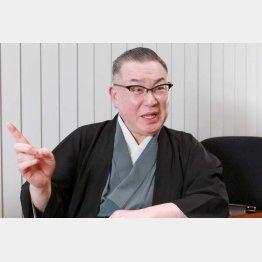 岩下尚史さん(C)日刊ゲンダイ