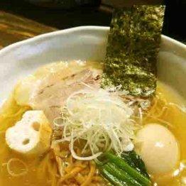 【RAMEN CiQUE】完成度の高い極上の塩スープに感激