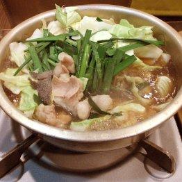 もつ鍋 みやわき(大阪・北浜)本場のダシで新鮮な肉がうまい