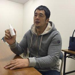 髙田延彦さん(提供)株式会社ビタブリッドジャパン
