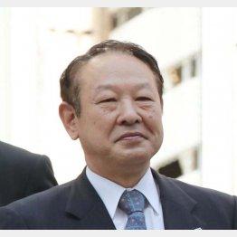 副大臣を辞任した松本文明衆院議員(C)日刊ゲンダイ