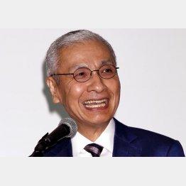 ニュース番組のイメージを変えた久米宏(C)日刊ゲンダイ